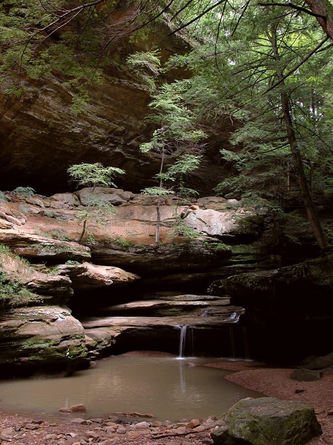 Download Cachoeira imagem de stock. Imagem de foco, innocence, sonho - 51927