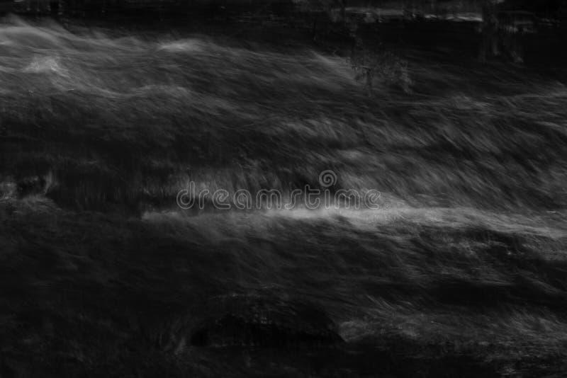 Cachoeira abstrata fotos de stock