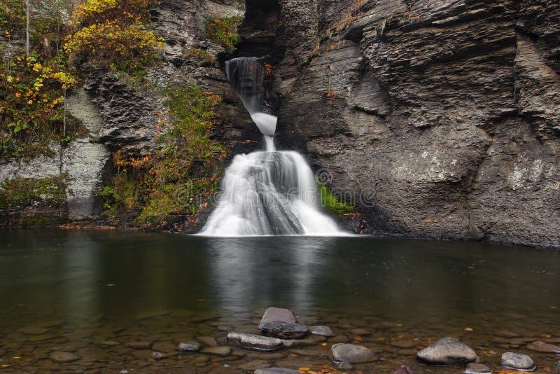 Cachoeira da matança da mina fotos de stock royalty free