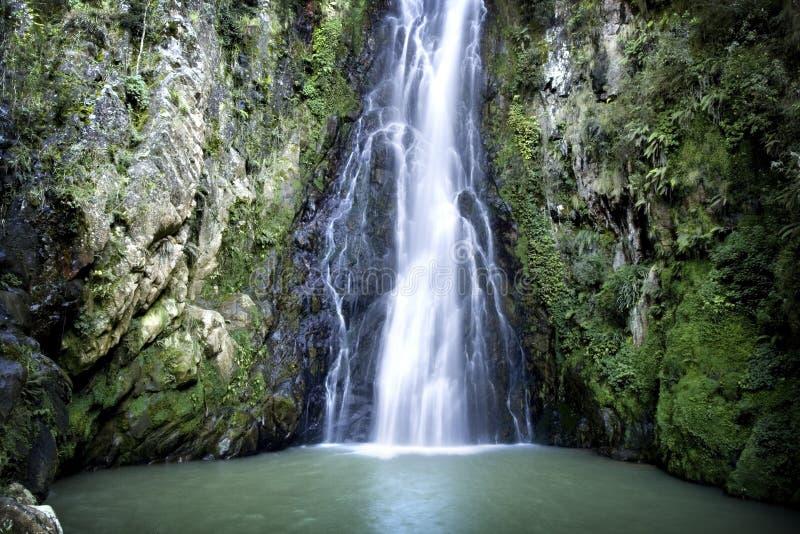 Cachoeira de Blancas das águas foto de stock royalty free