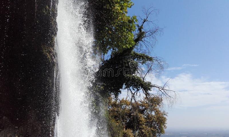 Cachoeira de Edessa imagens de stock