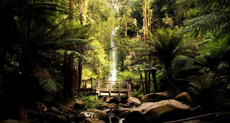 Cachoeira de Erskine fotografia de stock