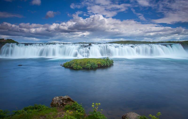 Cachoeira de Faxi foto de stock