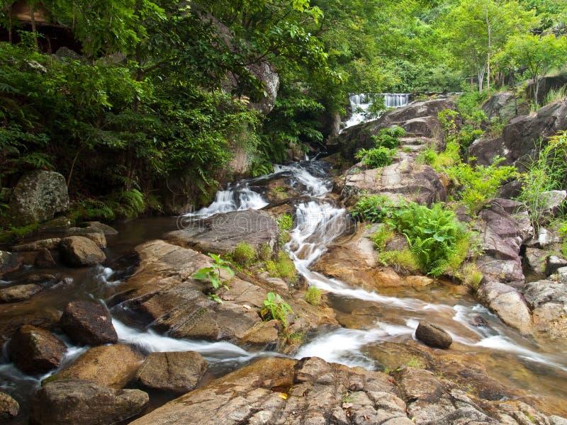 Cachoeira de Huai Yang fotos de stock