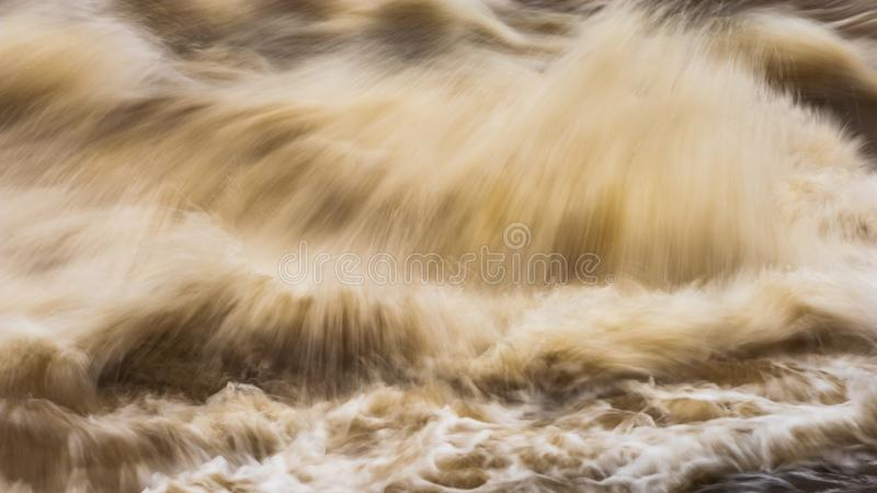 Cachoeira de Hukou foto de stock
