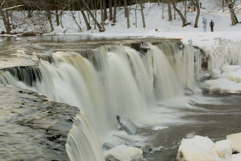 Cachoeira de Keila foto de stock