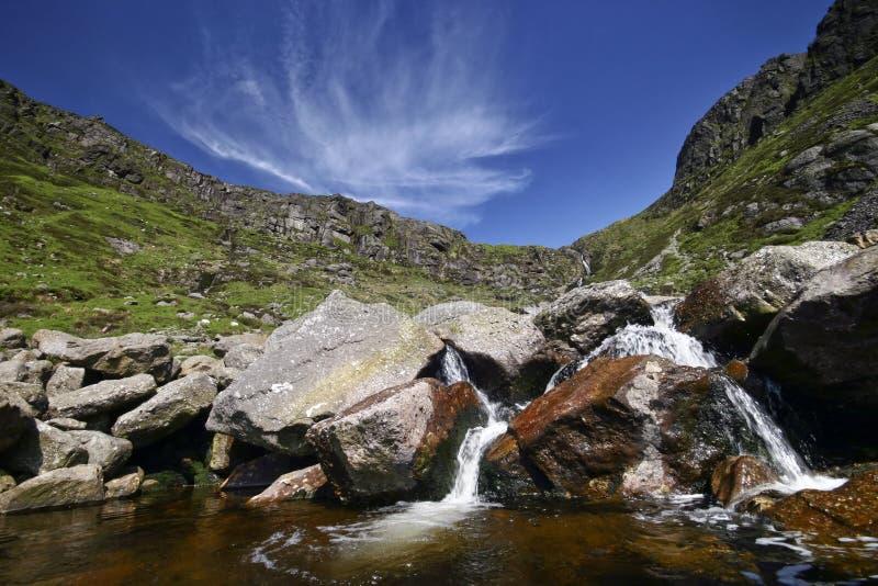 Cachoeira de Mahon fotos de stock royalty free