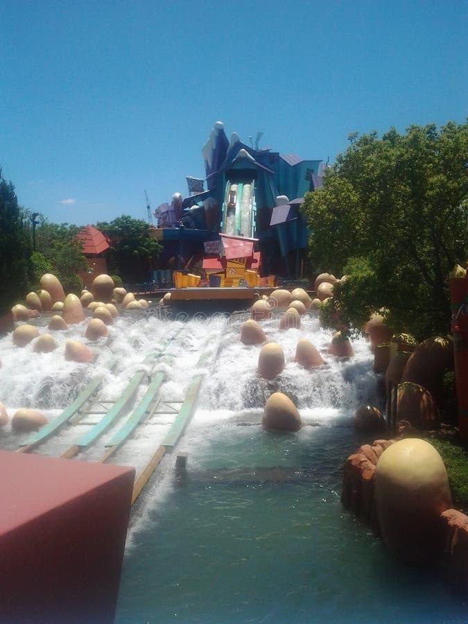 Cachoeira de Popeyes imagens de stock royalty free