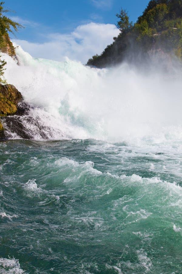 Cachoeira de Rhine imagem de stock royalty free