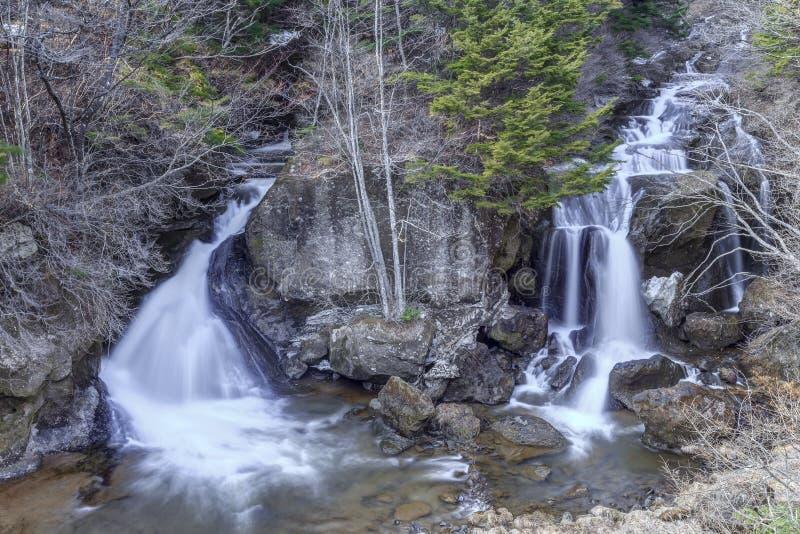Cachoeira 4 de Ryuzu imagens de stock royalty free