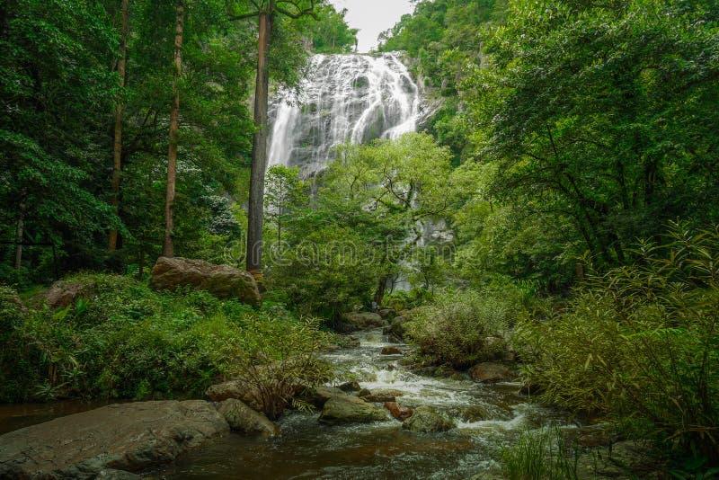 Cachoeira do Lan de Khong fotografia de stock royalty free