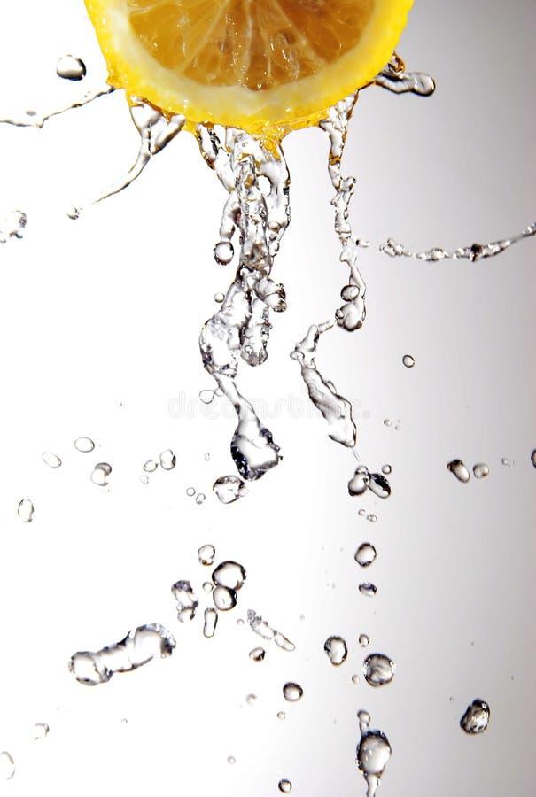 Cachoeira do limão fotos de stock