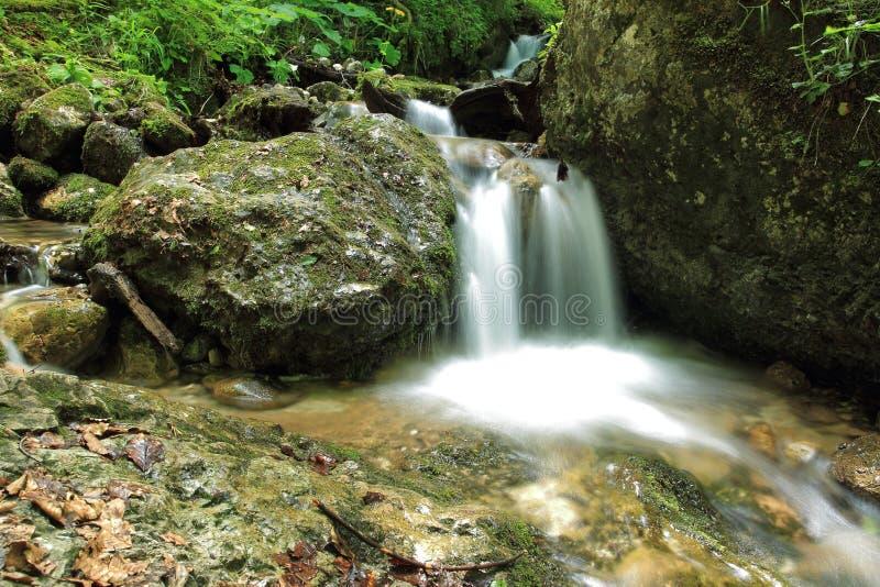 Cachoeira em Diery foto de stock