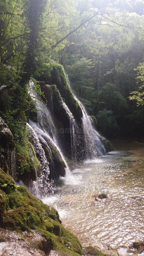 Cachoeira, França fotografia de stock royalty free