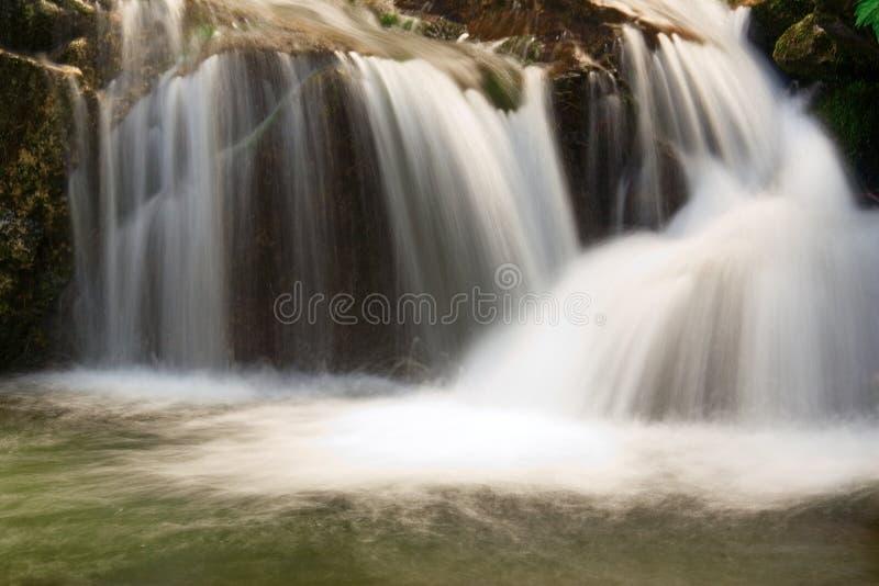 Cachoeira no parque nacional Rila fotos de stock