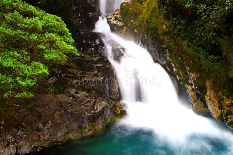 Cachoeira pequena (2) imagem de stock