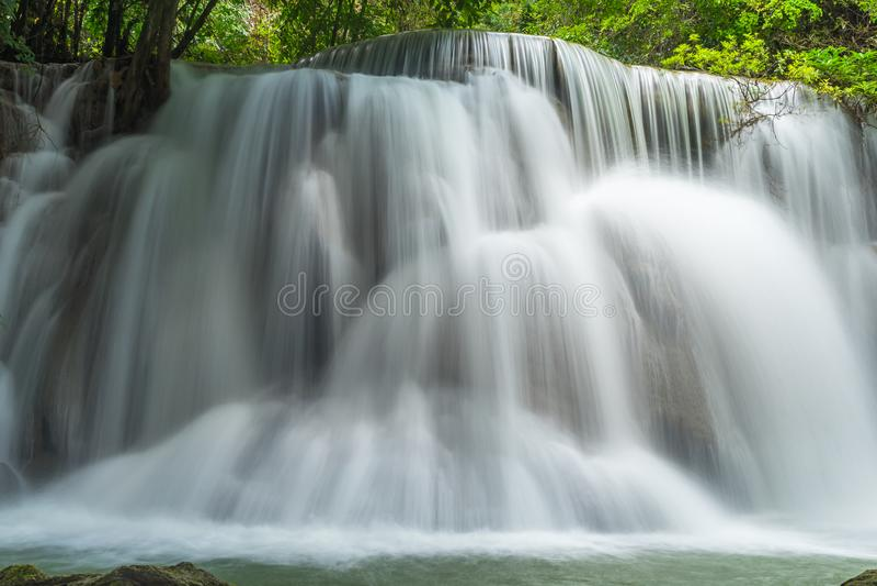 Cachoeira sonhadora Tailândia imagens de stock