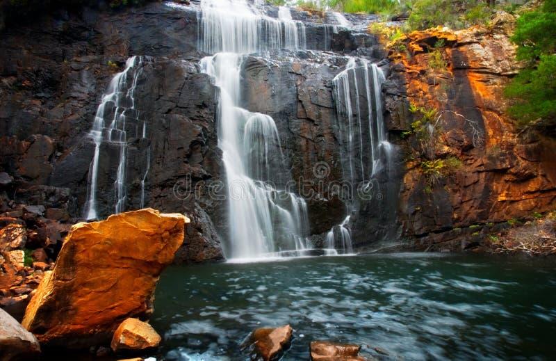 Cachoeira surpreendente imagens de stock royalty free