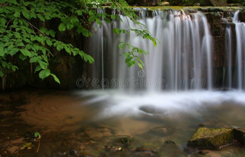 Cachoeiras 2 de Grubas foto de stock royalty free