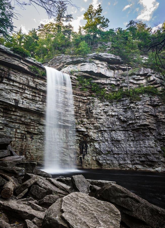 Cachoeiras de Awosting imagem de stock royalty free