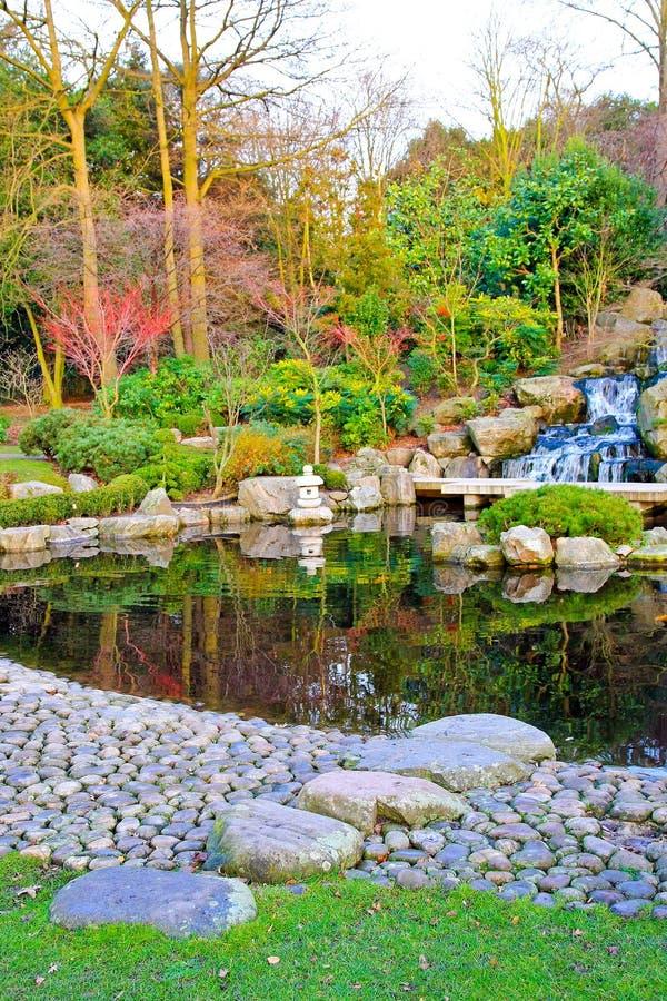 Cachoeiras de Kyoto foto de stock