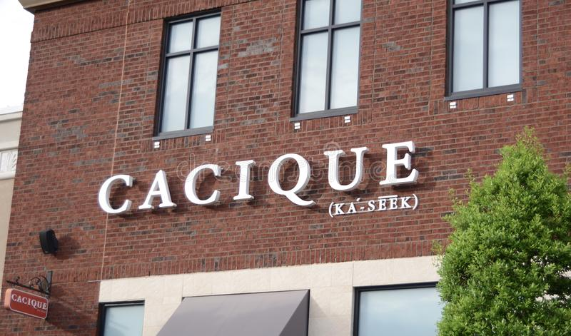 Cacique by Lane Bryant stock image