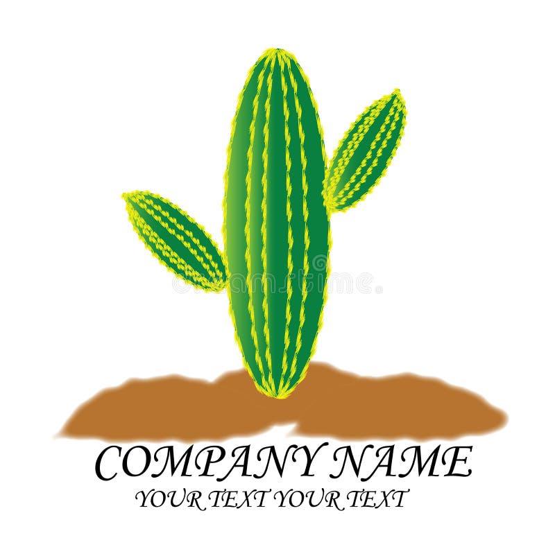Download Cacti stock illustration. Image of logo, travel, summer - 30990395