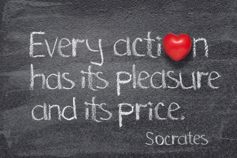 Cada Socrates da ação fotos de stock