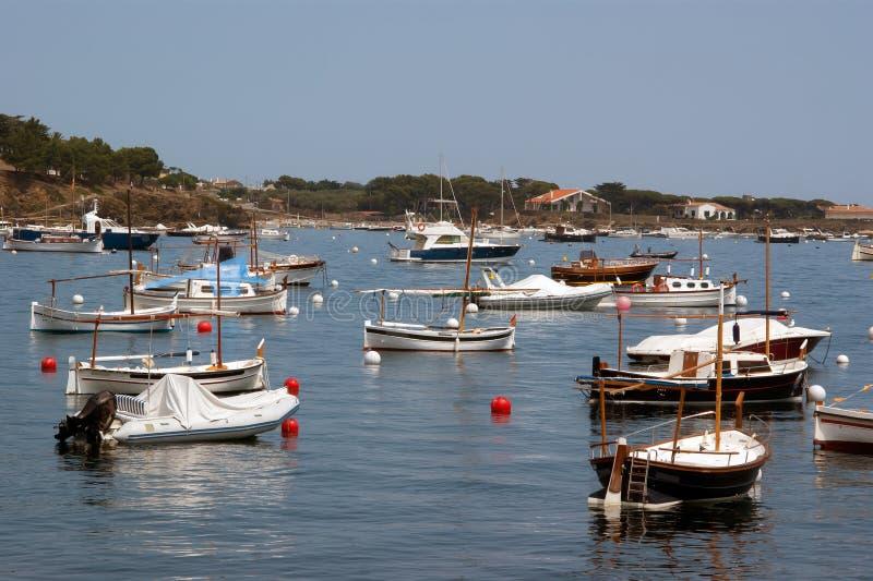 Download Cadaques marina stock image. Image of port, mediterranean - 24741503
