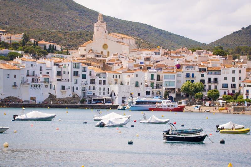 Cadaques, Spain imagem de stock