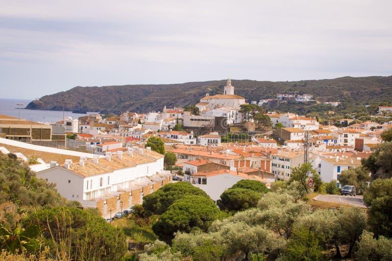 Cadaques, Spain imagens de stock