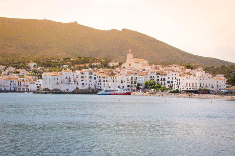 Cadaques, Spain fotografia de stock