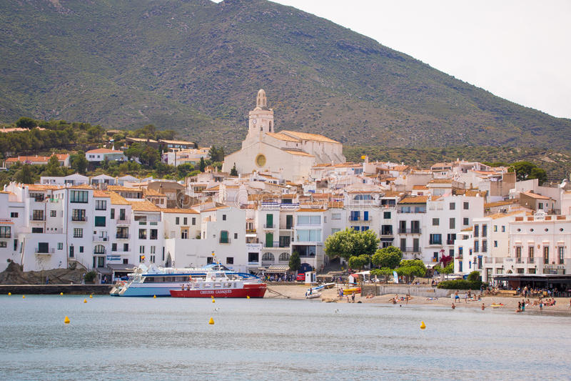 Cadaques, Spain imagens de stock royalty free