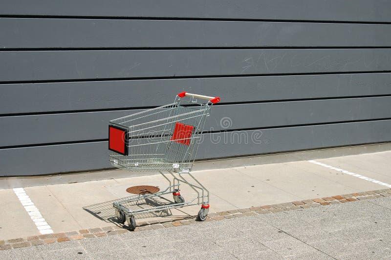 Download Caddy μόνος στοκ εικόνα. εικόνα από υπεραγορά, αγορά, caddy - 387509