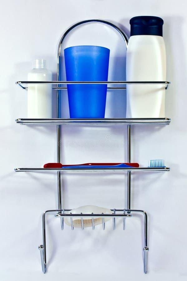 Download Caddy prysznic zdjęcie stock. Obraz złożonej z shampooing - 21353928