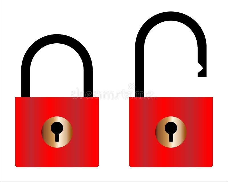 9df9cfc42cc886 Cadeado Isolado Com As Calcinhas De Seda Vermelhas E A Chave ...