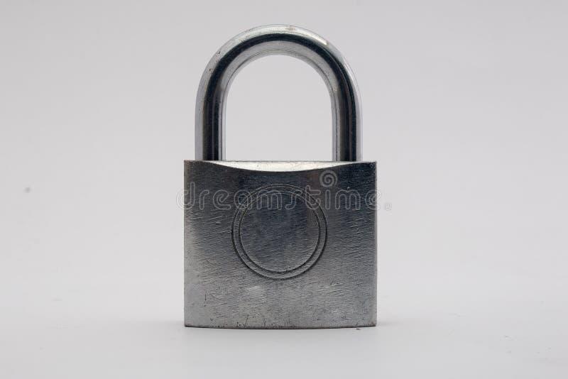 Cadeado fechado fotografia de stock