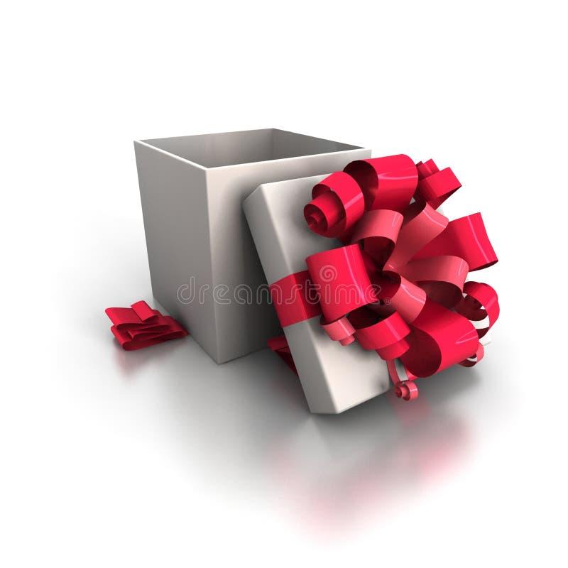 Cadeau illustration de vecteur