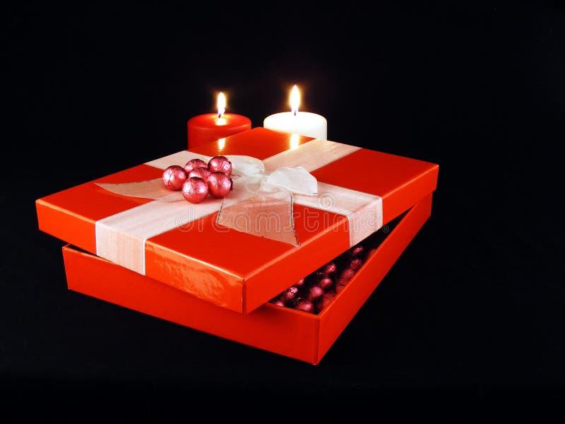 Cadeau #6 de rue Valentine image libre de droits