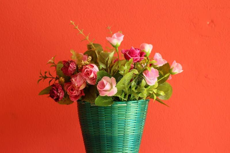Cadeau de fleur images stock