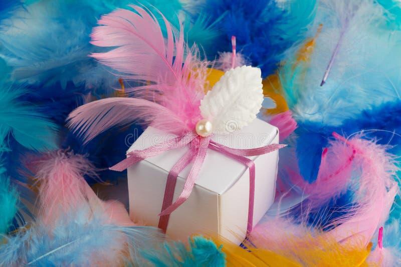 Cadeau de mariage photo libre de droits