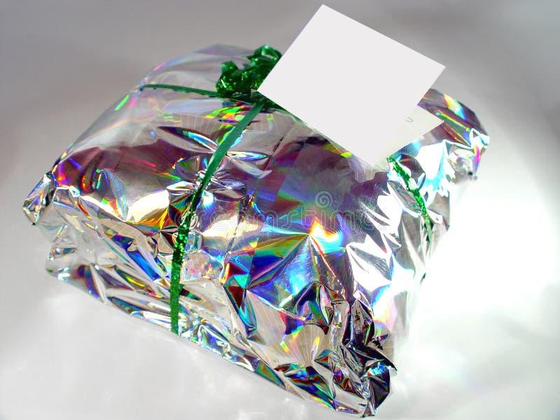 Download Cadeau de Noël image stock. Image du noël, enveloppe, abstrait - 71209