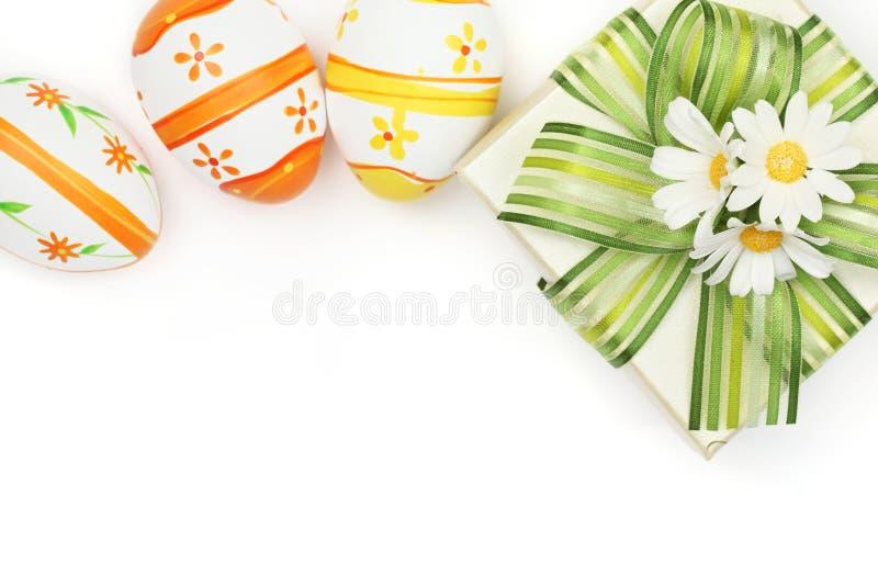 Cadeau de Pâques images stock