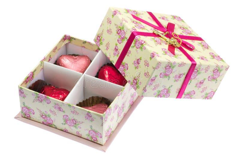 Cadeau de Saint-Valentin image stock