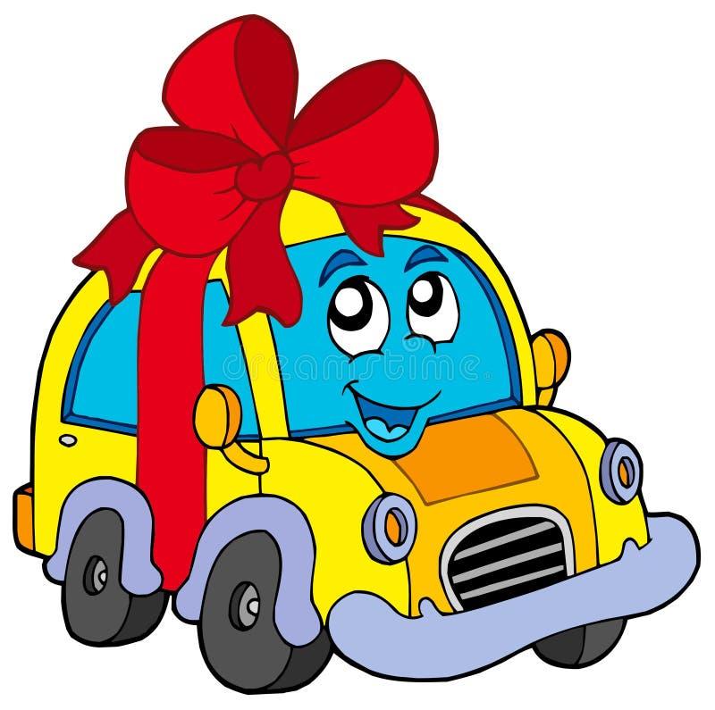 Cadeau de véhicule illustration libre de droits