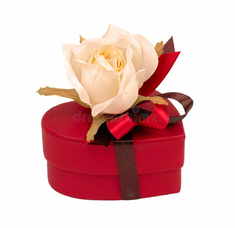 Cadeau de Valentine photo stock