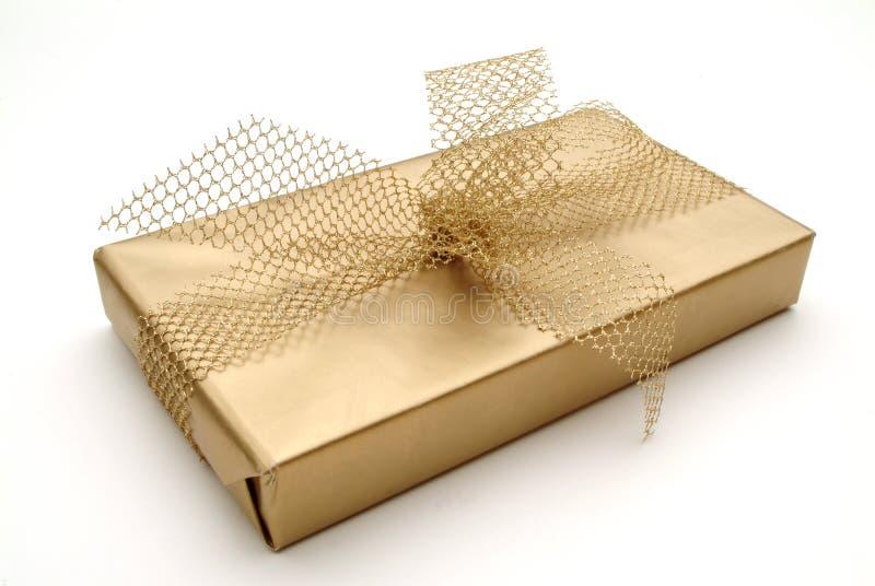 Cadeau simple photo stock