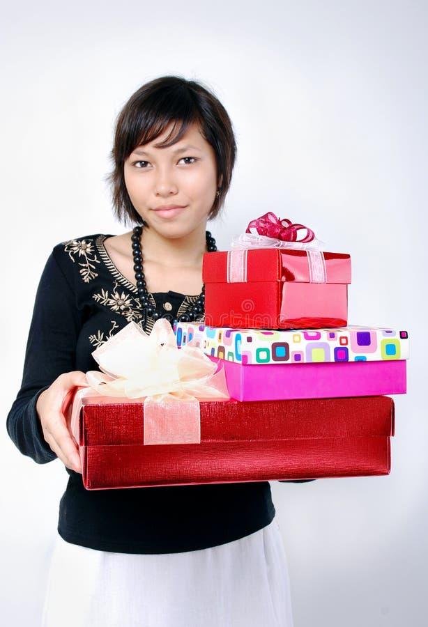 Cadeaux photo stock