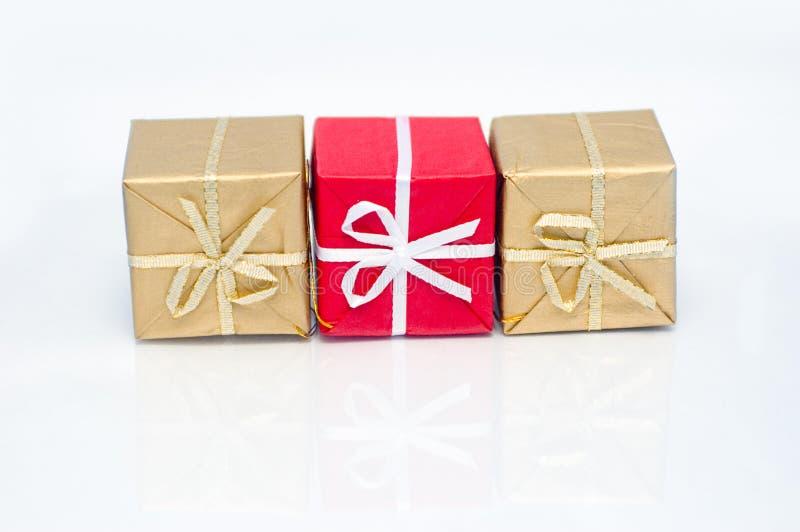 Cadeaux de Gimme photographie stock libre de droits