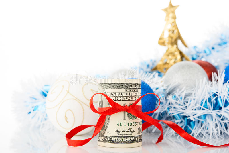 Cadeaux de Noël. photographie stock